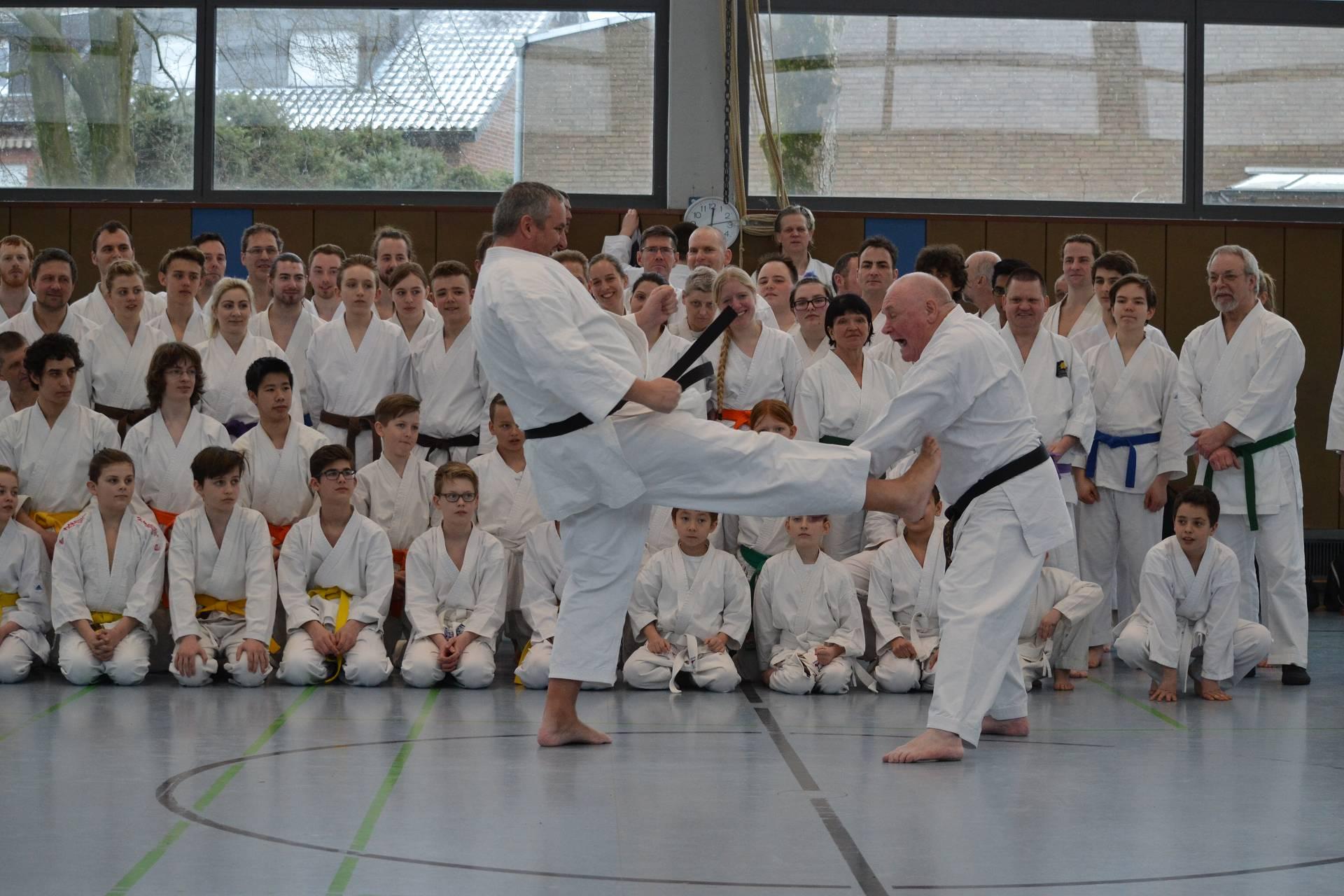 karatetraining für kinder duisburg